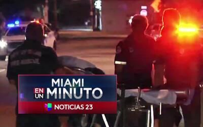 'Miami en un Minuto': tres jóvenes fueron asaltados en Wynwood, uno de e...