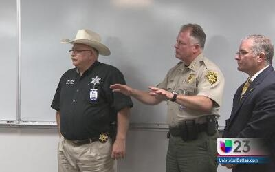 Condados texanos trabajarán conjuntamente