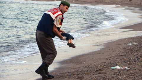 Crisis migratoria en Europa conmueve al mundo entero