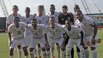 La selección panameña hará su debut ante el combina...