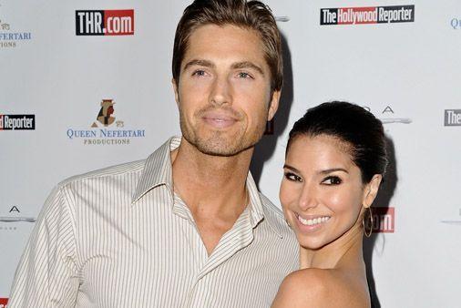 Desde 2008 Roselyn Sánchez y Eric Winter se convirtieron en marido y muj...