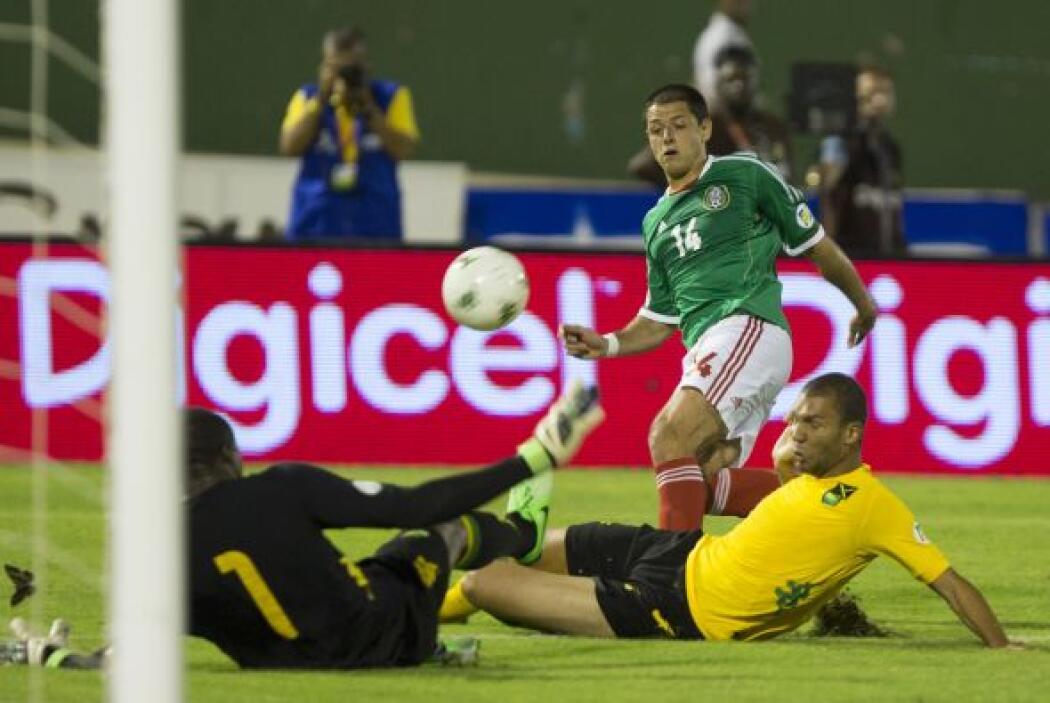 En partidos oficiales han tenido 19 enfrentamientos. México ha ganado 15...
