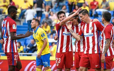 Las Palmas vs. Atlético de Madrid