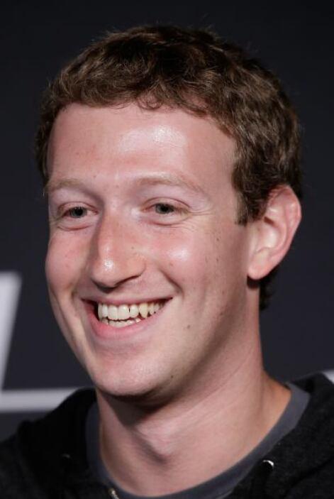 7. Quien entró a esta lista es Mark Zuckerberg, el cofundador de Faceboo...