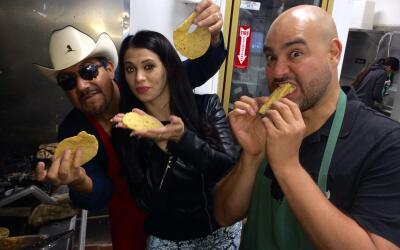 Tortillas BMF