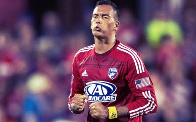 Blas Pérez, jugador de FC Dallas