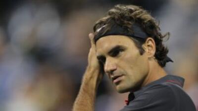 Sin despeinarse y con mucha clase fue que Federer eliminó al argentino M...