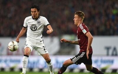 Nuremberg vs. Frankfurt