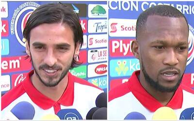 Los jugadores de Costa Rica creen que México no sentirá las ausencias po...