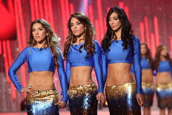 ¿Quién de estas tres bellezas sería la cuarta eliminada de Nuestra Belle...