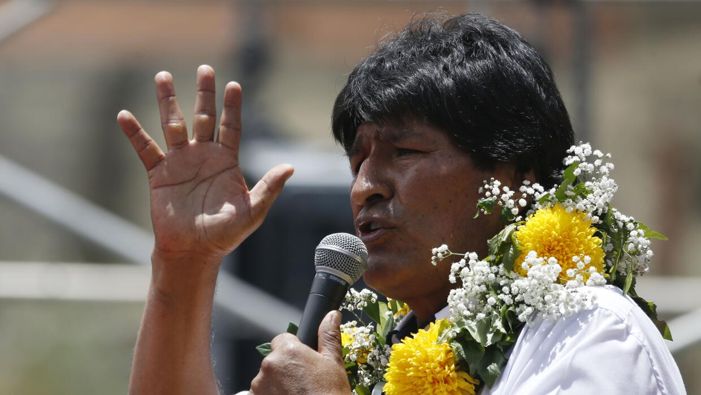 """De ganar la opción del """"Sí"""", Morales podría permanecer en el poder hasta..."""