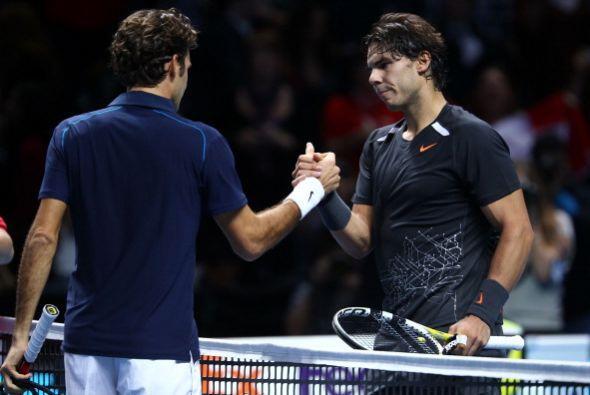 En los encuentros que sostuvo ante Rafael Nadal en 2011, los núme...