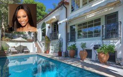 Tyra Banks deja su extraordinaria villa