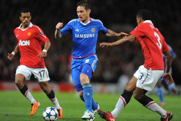 El talento de gente clave como Frank Lampard y compañía necesitaba dar m...