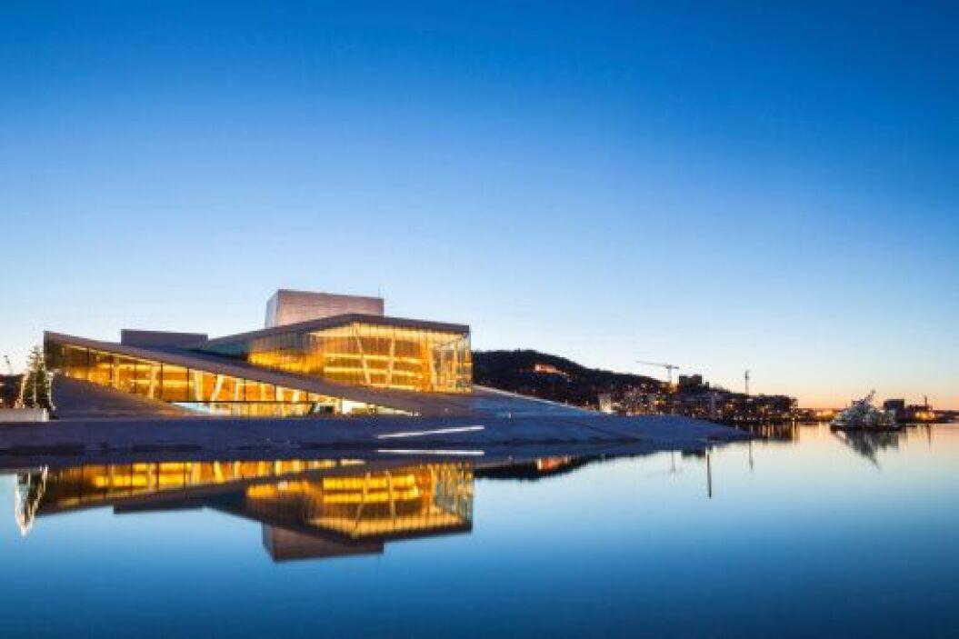 2. Oslo, Noruega. En todo un lujo podría considerarse la vida en esta ci...