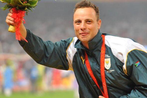 Pistorius, multicampeón paralímpico, ha conseguido este año la marca mín...