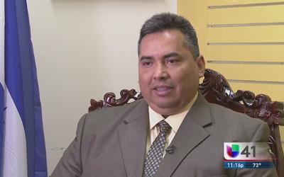 Advertencia del consulado de Honduras