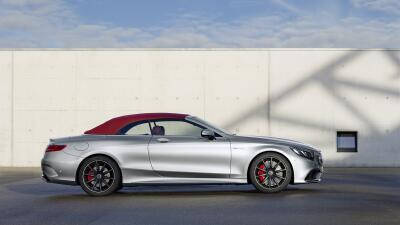 """Mercedes-AMG S 63 4MATIC Cabriolet """"Edition 130"""""""