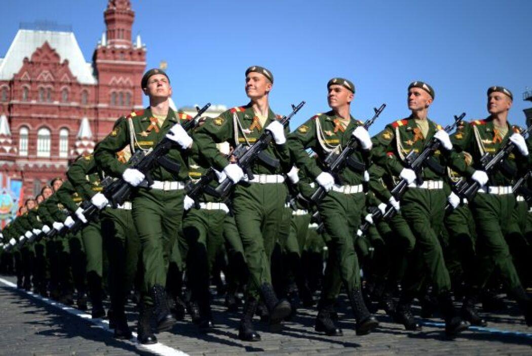 Este mismo año Crimea fue anexionado a Rusia mediante un referendo que n...