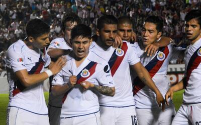 Chivas ya está clasificado a Octavos de Final.