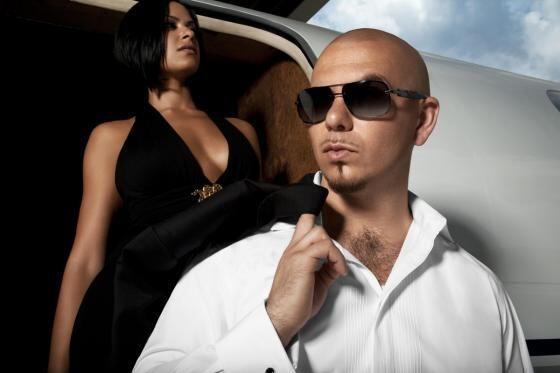 """#13 Pitbull- """"Back in Time""""."""