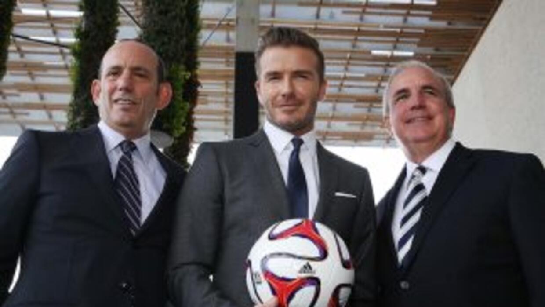 El ex futbolista inglés se está encontrando con algunos obstáculos para...