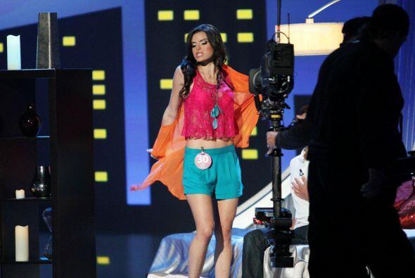 La ex participante de Nuestra Belleza Latina, Gretchen Serrao, habló sob...