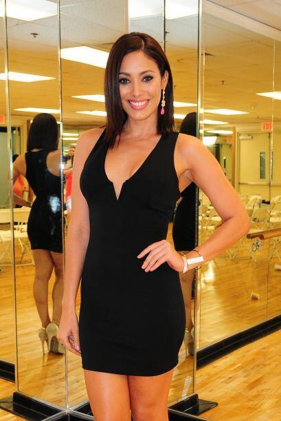 Nadyalee Torres de Puerto Rico, audicionó en Puerto Rico. Ella es una de...