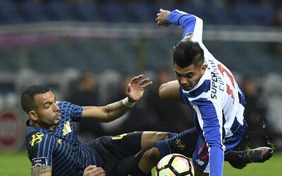 Porto sufrió pero venció al Rio Ave, se le acerca peligrosamente al Benfica