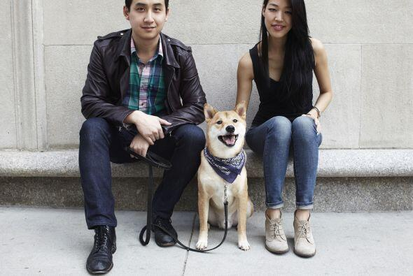Sus dueños Yena Kim de 27 años y Dave Fung fueron los que...