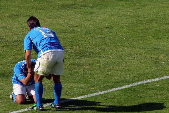 Gracias a goles de Alejandro Vela y Julio César Domínguez...