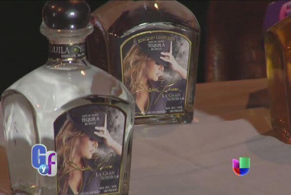 Para presentar esta bebida llamada 'La Gran Señora', Rosie, Juan y Gusta...