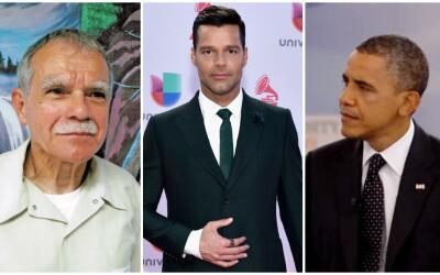 Ricky Martin aboga por la excarcelación de OScar López Rivera