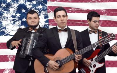 Los Tres Tristes Tigres le cantan a Donald Trump