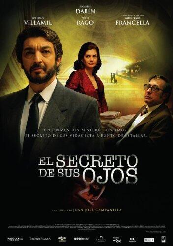 En 2009, la película argentina El secreto de sus ojos ganó Oscar a Mejor...