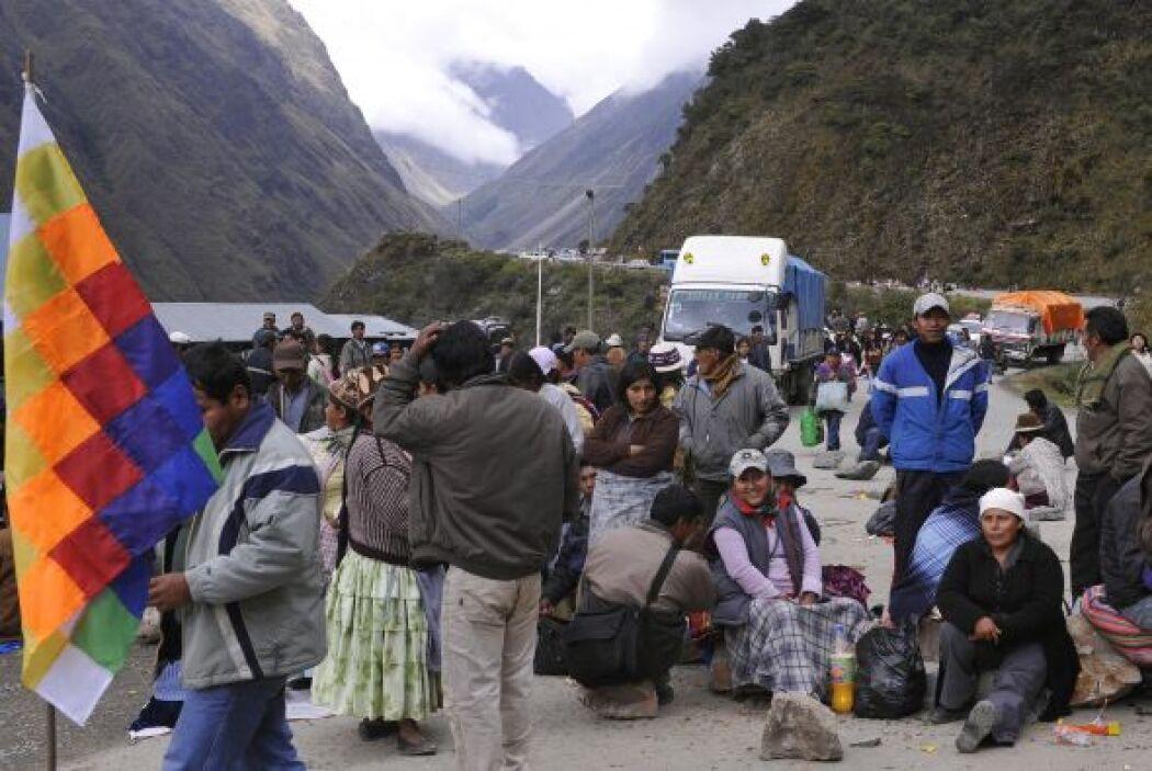 Según el monitoreo de la ONU, Bolivia es el tercer productor de coca del...