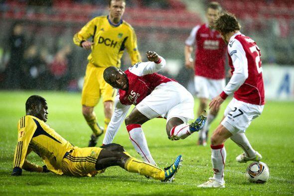 En cuanto a equipos holandeses, el AZ Alkmaar necesitaba al menos un pun...