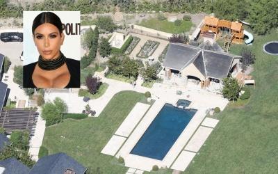 Le dieron un 'regalote' a Kim Kardashian