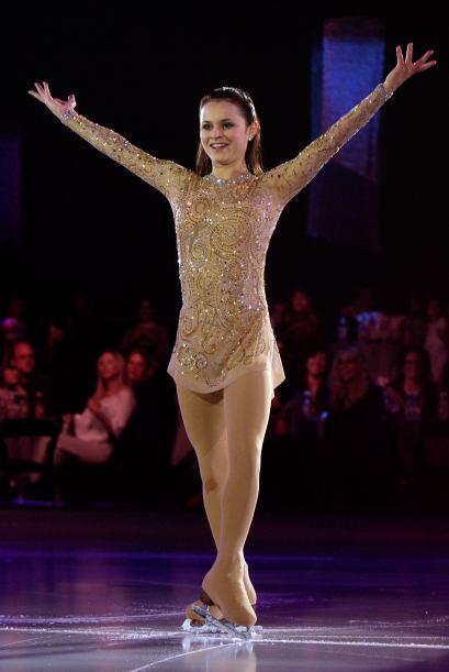 La sexi patinadora Alexandra Cohen, mejor conocida como Sasha, nació el...