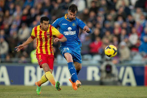 Pero al Barcelona nunca se le puede dar por derrotado, aún en los partid...
