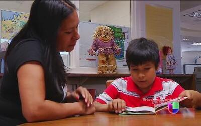 'Padres comprometidos', asociación que ayuda a los niños a tener una mej...