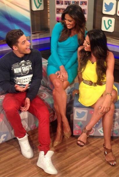 """""""#losquiero!"""", dijo Maity. (Septiembre 4, 2014)"""