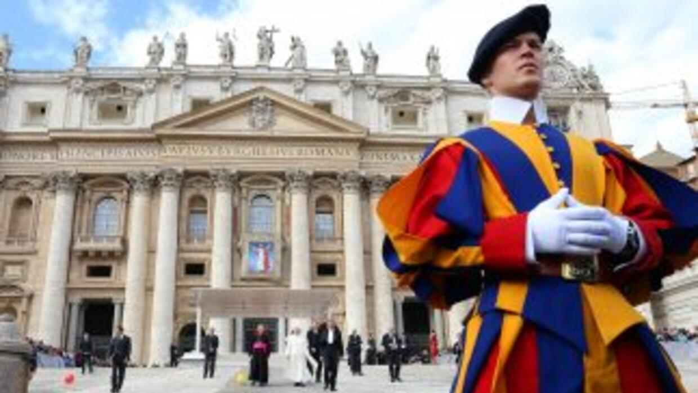 El Vaticano. Imagen de archivo.