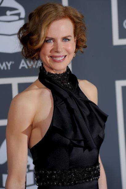 Indudablemente Nicole Kidman fue, es y seguirá siendo una estrella de ta...