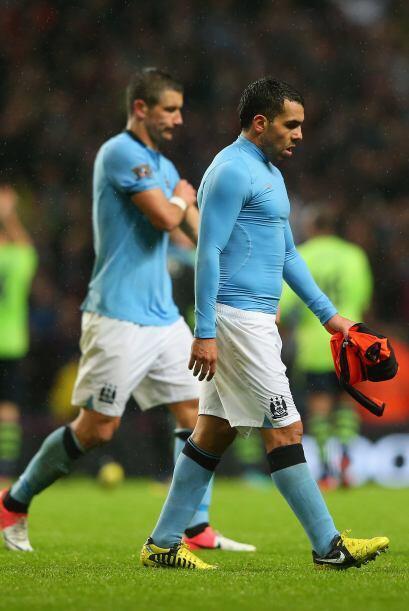 Duro golpe para el Manchester City, que ahora deberá enfocarse en la Lig...