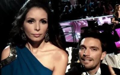 Giselle Blondet, Julián Gil y Lupita Jones descargaron a Osmel Sousa con...