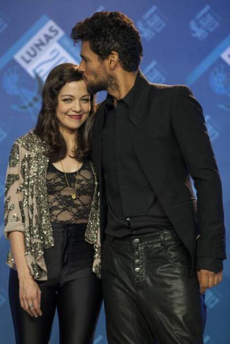 Robi Draco Rosa y Natalia Lafurcade, los más tiernos de estos premios. ¡...