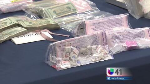 Policía detalla arresto masivo por tráfico de drogas en Long Island