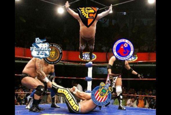 El balón volvió a rodar la Liga Mx y con él los memes y burlas de los af...