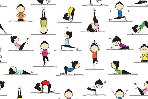 Con estos ejercicios recomendados por la Clínica Mayo, estiras y fortale...